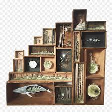 creative wooden furniture. Paper Artist Drawing Watercolor Painting - Creative Wooden Lattice Closet Furniture