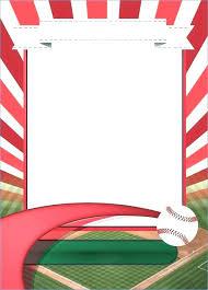 Size Of A Baseball Card Custom Baseball Cards Template New Card Word Free Lineup Pri