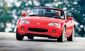 2008 Mazda MX-5 Miata - 2009 10Best Cars - CAR and DRIVER - YouTube
