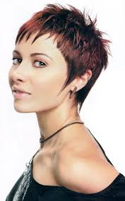 Spiky Hair Style 2016 short spiky hairstyles for women hairstyles ideas 2946 by wearticles.com