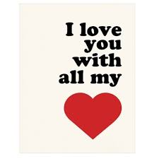 I Love You With All My Heart Quotes Stunning I Love You With All My Heart Quote Quote Number 48 Picture
