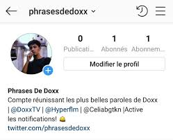 Phrases De Doxx At Phrasesdedoxx Twitter
