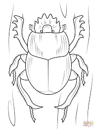 Small Picture Beetles coloring pages Free Coloring Pages