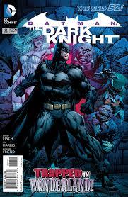 batman dark knight 8 cover Heretical Jargon