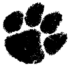 tiger paw clipart black and white.  Tiger IndvCareerRecords IndvCareerRecords In Tiger Paw Clipart Black And White A