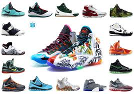 all lebron shoes list. a complete breakdown of every colorway on the nike \u201cwhat lebron 11\u201d all lebron shoes list k