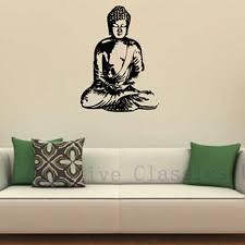 vinyl wall sticker buddha wall buddha gallery for website buddha wall