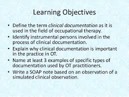 How To Write A Soap Note Ot Soap Note Soap Notes For Therapists Ot Soap Note Example
