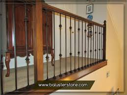 wrought iron stair railing kits.  Wrought Iron Stair Balusters Parts Iron Handrails Interior Stair Wrought  Railings Kits On Railing Kits O