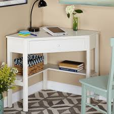 bedroom corner laptop writing desk with optional hutch cherry hayneedle also bedroom appealing picture bedroom
