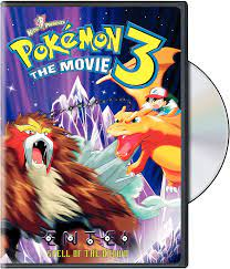 Pokemon Movie 3: Spell of the Unknown Full Screen Sous-titres français  Import: Amazon.ca: DVD: DVD
