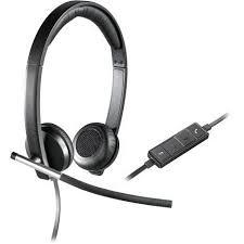 ≡ Компьютерная гарнитура <b>Logitech</b> H650e Dual <b>USB Wired</b> ...