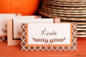 Fold Over Place Cards Printable Fold Over Place Cards Download Them Or Print