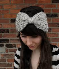 Ear Warmer Crochet Pattern New Crochet Pattern Headband Ear Warmer Crochet Pattern Bow Ear Warmer