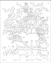 Dot To Dot Free Printable Coloring Pages Dot To Dot Extreme Dot To ...