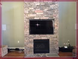 how to install tv wall mount on brick fireplace