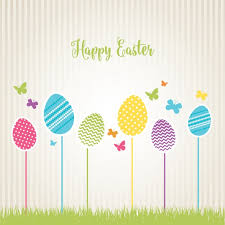 Small Picture Easter background design Vector Free Download