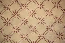 Wall Stencil Patterns Adorable Fabulously Stunning Flower Wall Stencil Ideas For Painting