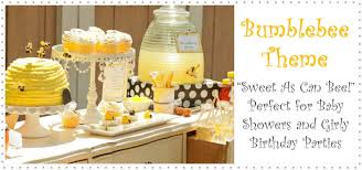 18 Cute Ideas For Baby Shower Labels U0026 NotesBumble Bee Baby Shower Party Favors