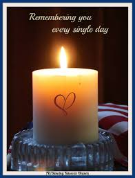 Light A Candle In Memory Poem Keeping A Candle Lit In Memory Of My Angel In Heaven