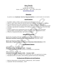 the most stylish call center resume examples  resume format web