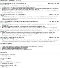 Examples Of Legal Resumes Family Law Attorney Resume Corporate Law