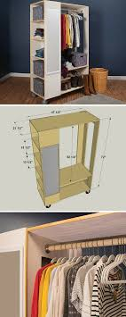 how to build a freestanding closet system free project black free standing closet