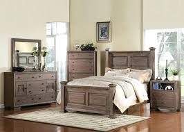 distressed white bedroom furniture.  Bedroom White Wood Bedroom Furniture Grey Distressed Pretty  For Rustic Contemporary   Inside Distressed White Bedroom Furniture R