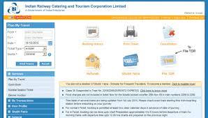 Refund Policy Of Indian Railways Smartseva