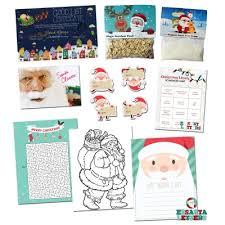 Christmas Eve Good List Bundle Good List Certificate Magic