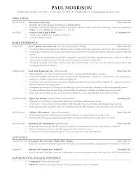 Sample Modern Resume Styles Resume College Student Sample Here