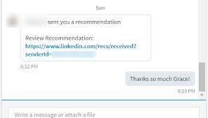 How To Remind About A Recommendation Letter The New Linkedin Recommendations Section What You Should Know