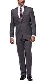 Haggar Mens J M Premium Stretch Suit Jacket At Amazon