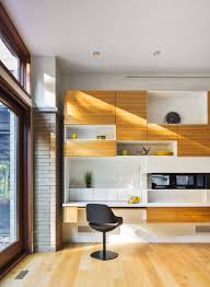 modern home office designs. Top 100 Modern Home Office Design Trends 2017. Fruniture Set With Light Wooden Facades And Designs I