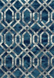 blue modern rug blue area rug blue and brown rugs with circles
