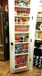 pantry door shelves pantry door shelves pantry door storage ideas in door e rack great behind pantry door shelves