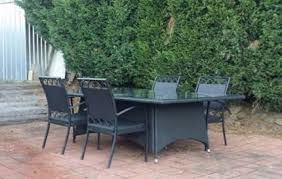 european outdoor dining furniture. wicker outdoor dining setting,4 seats,stunning european styling european outdoor dining furniture s
