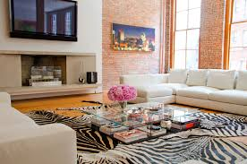 Zebra Print Living Room Decor Living Room Ideas With Zebra Rug Nomadiceuphoriacom
