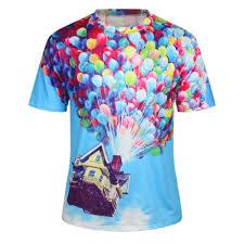 Up House Balloons Online Get Cheap Printed Shirt Up Balloons Aliexpresscom