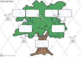 my family tree template family tree template family tree templates ks2