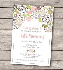 Free Bridal Shower Invite Templates Free Printable Wedding Shower Invitations Free Printable