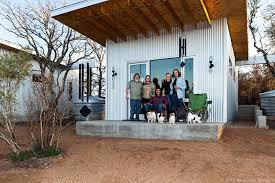 tiny house retirement community. They Built A 1,500 Sq. Ft Community Compound So Could Cook And Party In The Middle Of Nowhere. Tiny House Retirement E