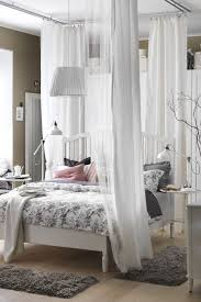 Wonderful IKEA Bed Curtain Designs with Photo Of Ikea Canopy Bed ...