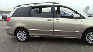 2007 Toyota Sienna FWD XLE Limited 4T130283B - YouTube
