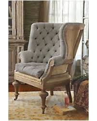 gray wingback chair. Fontaine Wingback Chair - French Grey Soft Surroundings Gray I