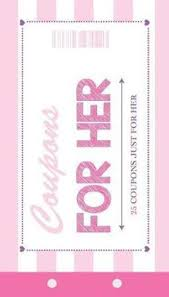 Coupons For Her By Thomas Media 9781999670009 Booktopia