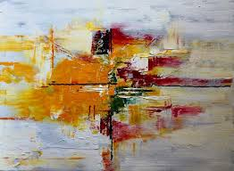 now living and working in the netherlands is a pencil artist who has transformed himself into a prolific abstract painter moving to abstract acrylic