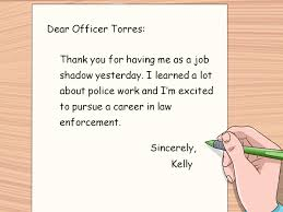 How To Job Shadow With Pictures Wikihow