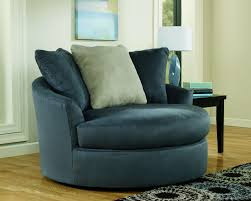 Leather Swivel Chairs For Living Room Superb Leather Chair With Nailhead Trim 2 Oversized Round