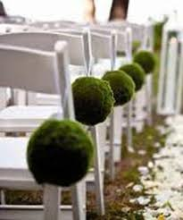 Moss Balls Wedding Decor Fascinating Moss Balls Wedding Decor Adorable Wedding Reception Decorations